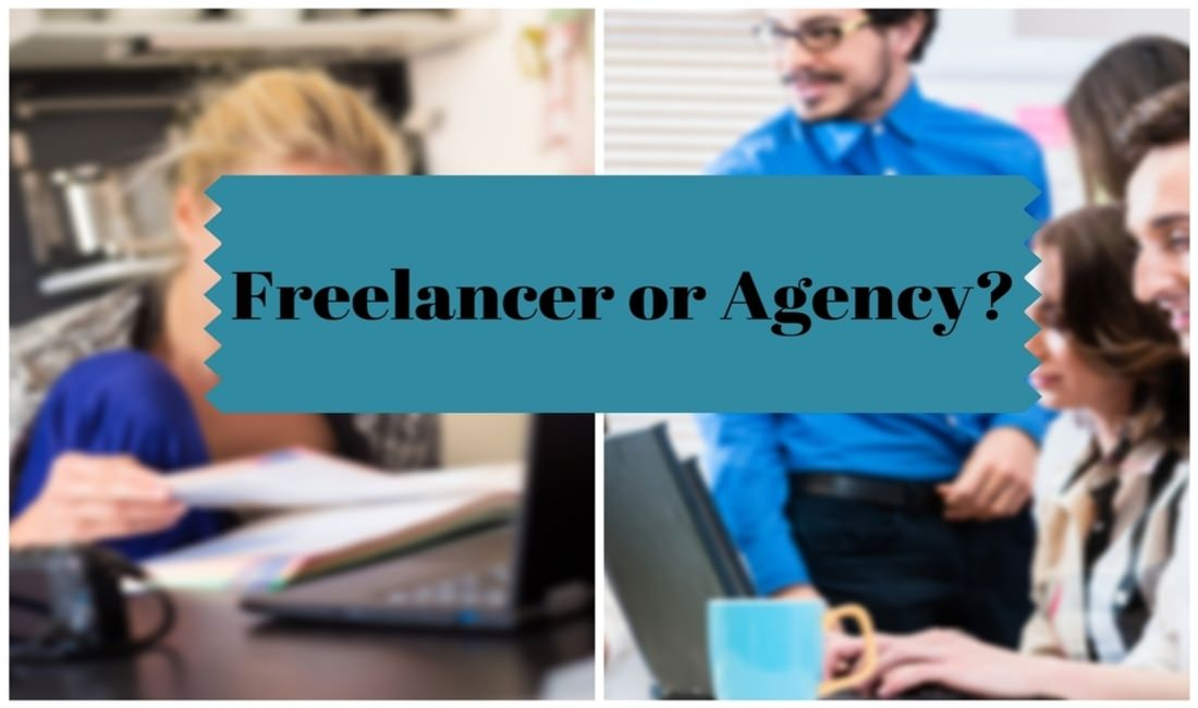 Freelancer or Agency