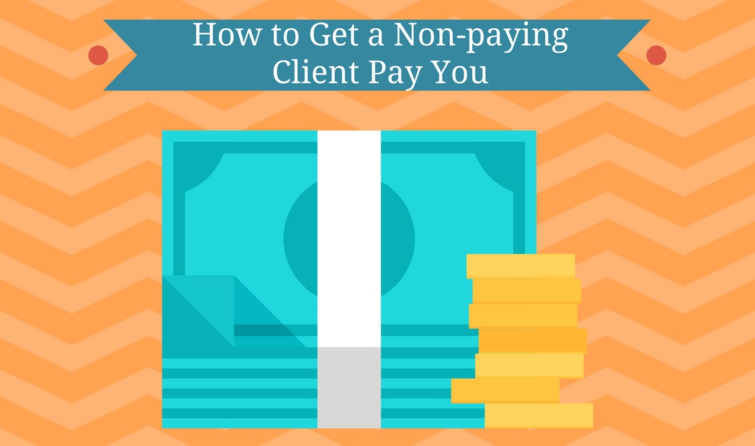What to do with a non-paying client